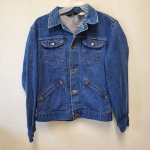 Vintage Wranger denim jacket